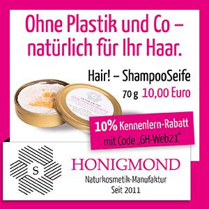 Anzeige von HONIGMOND