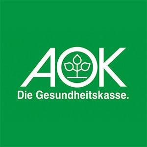 Anzeige der AOK