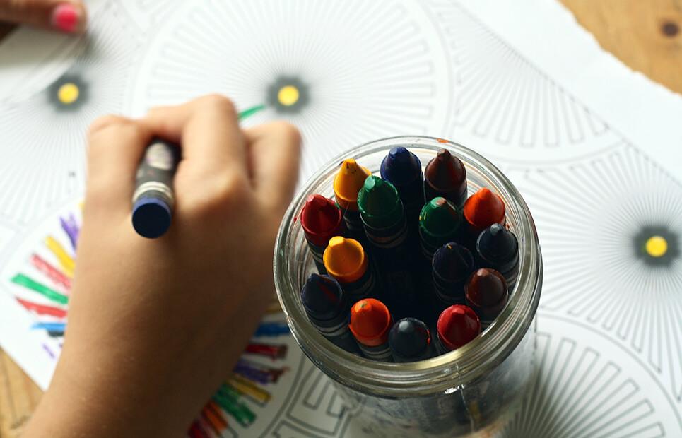 Therapeutische Hilfe bei Krisen von Kindern