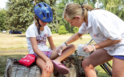 Erste Hilfe am Kind: Was tun im Notfall?