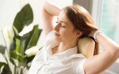 Hautpflege: Endlich durchatmen