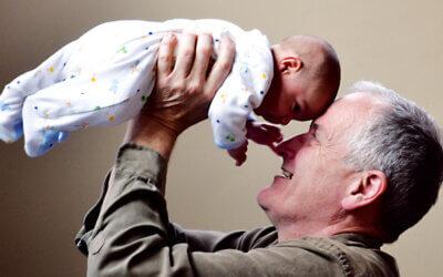 Welche Rolle spielen Oma und Opa heute?