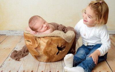 Baby Nr. 2 ist da – und alles ist neu…