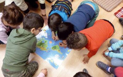 Den Kleinen die Welt begreifen