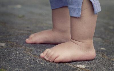 Wunderwerk Fuß – wie es seiner Freiheit beraubt wird