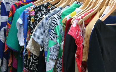 Heutige Textil-Trends: übermorgen im Müll