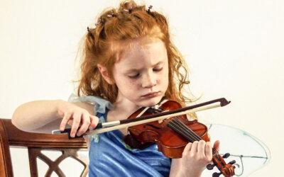 Ausgerechnet Geige!