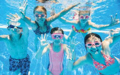 Schwimmen lernen ist wichtig!