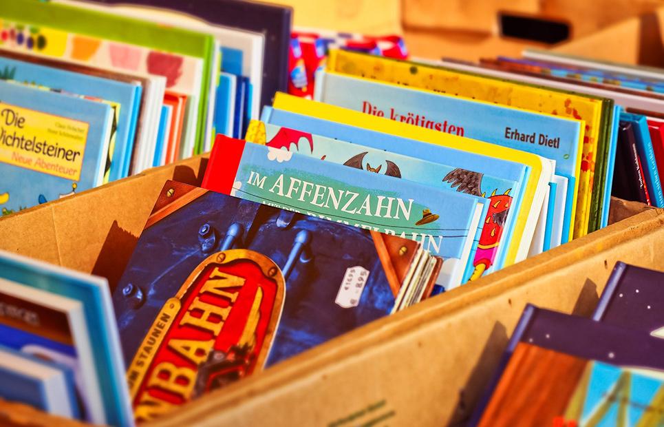 Medienerziehung – Lesen macht Kinder selbstbewusst