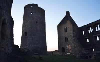 Ruine Münzenberg: Gruselige Mitmachführung