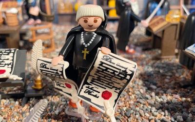 900 Jahre Klostergeschichte mit Playmobil